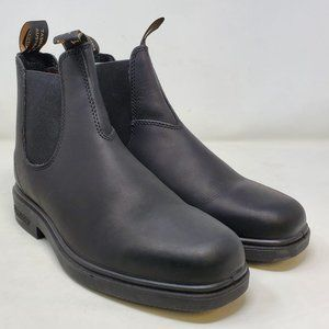 Blundstone PU TPU Elastic Side Boots Men's Sz 8.5